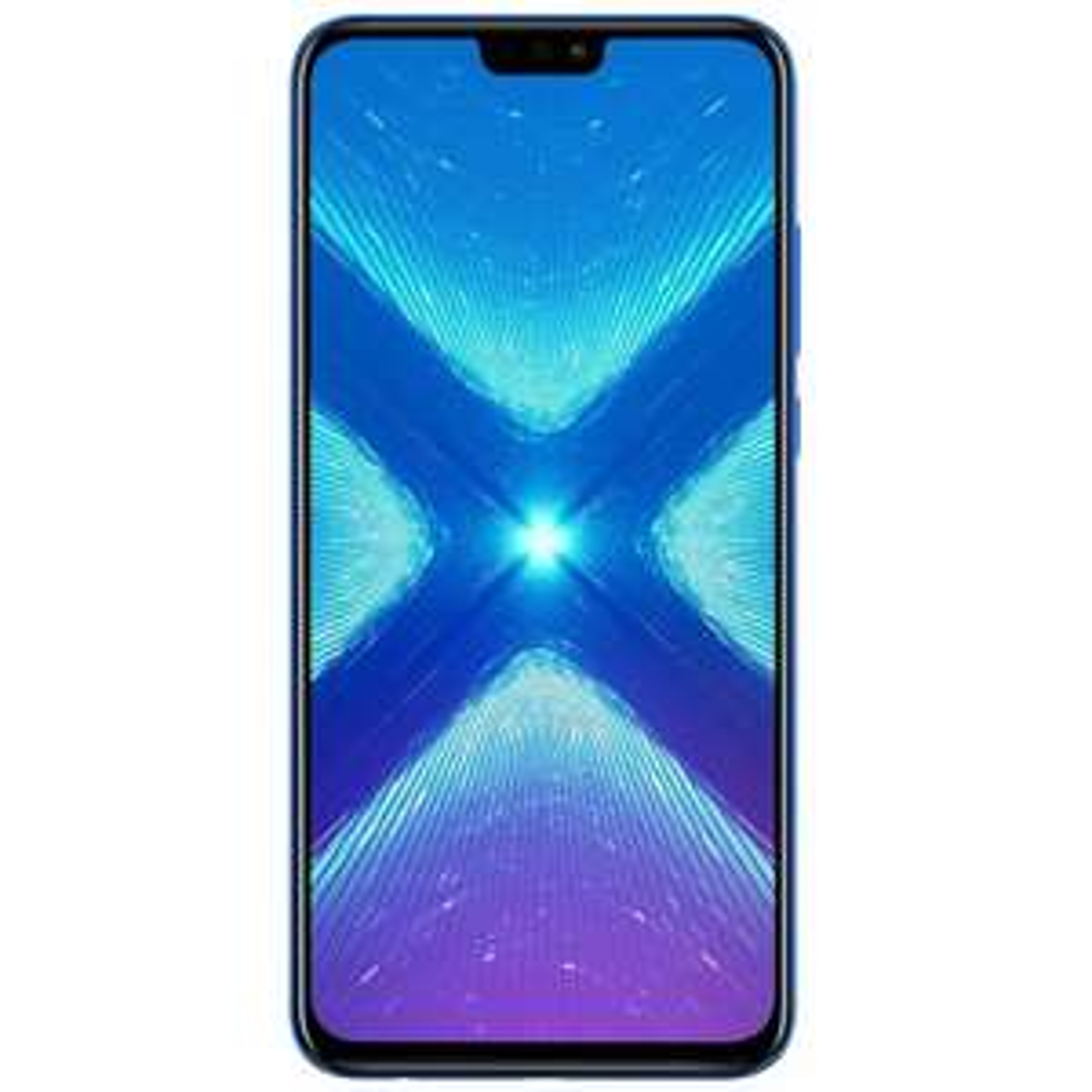 SIM Free Honor 8X 6.5 Inch 64GB 16MP Dual Sim Mobile Phone - Blue Argos Refurbished £149.99 @ Ebay