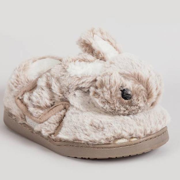 Children's Bunny Slippers 6-9 infant size £3, size 10-13 now £4 @ Argos ( Free C&C )