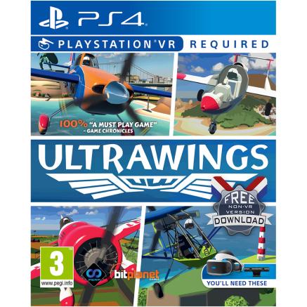 Ultrawings (PSVR/PS4) £18.85 Delivered @ Base