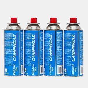 Campingaz CP250 (A4) Gas Cartridge 4 Pack £8 or 2 Packs for £10 + Free C+C @ Blacks