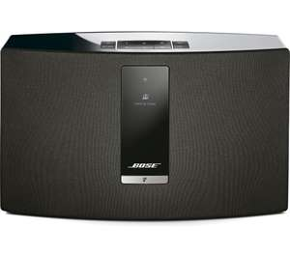 BOSE SoundTouch 20 III Wireless Smart Sound Multi-Room Speaker Black £209 from Amazon