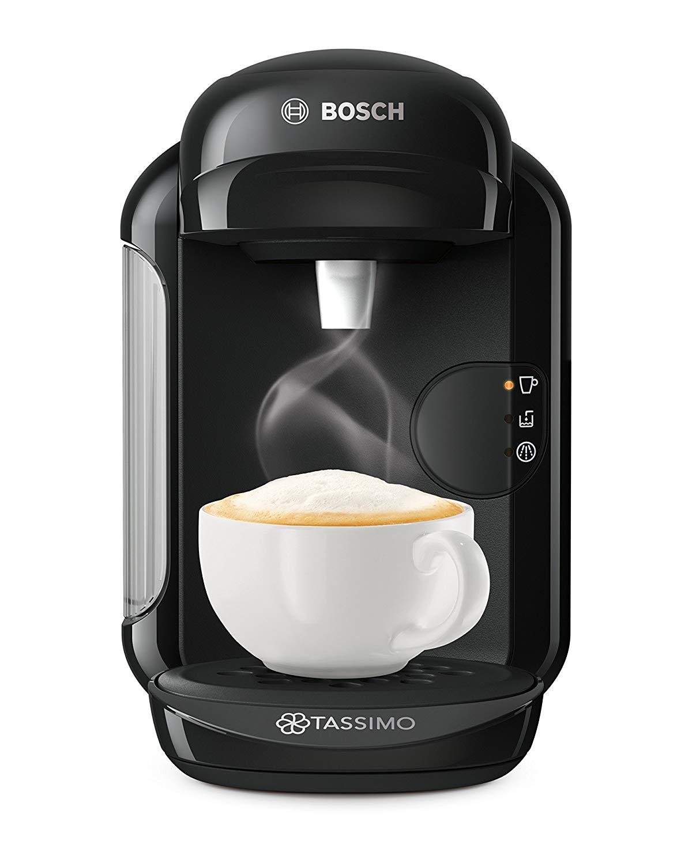 Bosch Tassimo Vivy 2 TAS1402GB Coffee Machine, 1300 Watt, 0.7 Litre  £39.99 @ Amazon (Free Delivery(