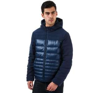 adidas Mens Cosy Down Jacket, £35.99 delivered with code at Get The label