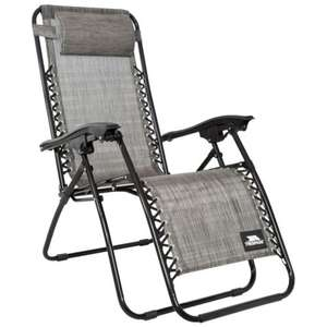 Trespass Glenesk Folding Reclining Chair £24.99  Free Delivery Trespass eBay