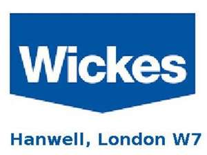 Wickes, Hanwell, London W7 is closing down. 15% off stock held.  Last day of trading is May 25th.