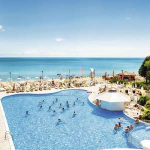 All Inclusive 7 nights Bulgaria May for 2 People inc hotel, Rtn flights Gatwick, 15kg luggage & transfers £189.20pp (£378.40) @ First Choice