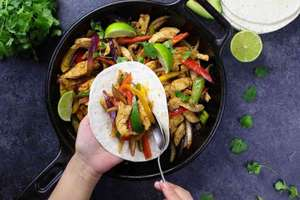 £5 Fajitas @ Chiquito via App or Printable Voucher - Mon 13 May Only