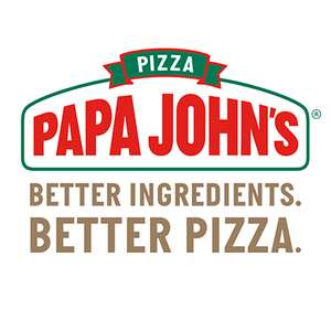 Spend £30 and get £15 OFF Pizza & Sides @ Papa Johns