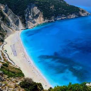 From London: Bargain Family of 4 Greece Holidays from just £77. 61pp Inc Flights, Baggage, Accommodation & Transfers @ Tui