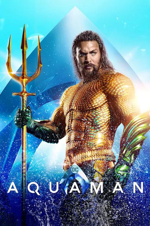 Aquaman for half price rent £1.75 or buy £4.50 on Chili