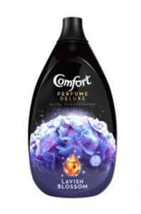 Comfort Perfume Deluxe Lavish Blossom Fabric Conditioner 58 Washes - £2.50 @ Asda