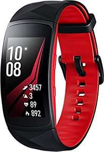 Samsung Gear Fit2 Pro SM-R365 Black Large Red £93.96 @ Amazon Germany