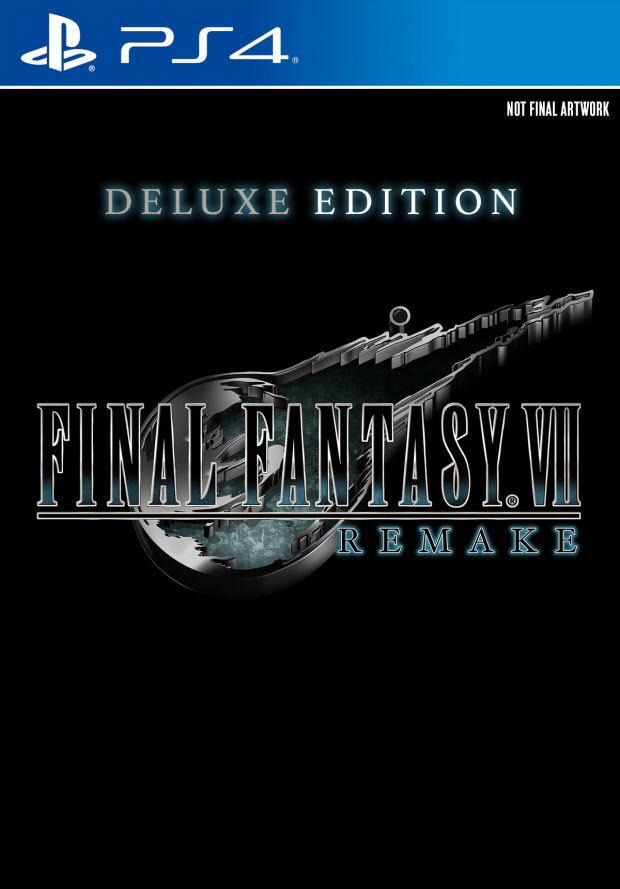 Final Fantasy VII Remake PS4 Pre-order £39.99 @ Base