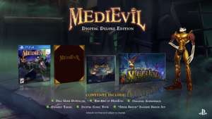 MEDIEVIL Remake Deluxe Edition PS4 Pre-order £49.95 @ The Game Collection