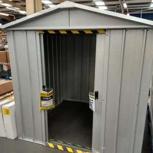 Yardmaster 6x6 metal shed £149.99 in store at Clearance Bargains (Argos outlet) Stanley County Durham