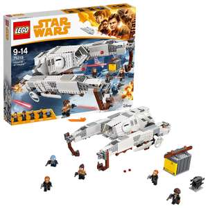 LEGO UK 75219 Imperial AT-Hauler Star Wars RRP £89.99 NOW £44.99 delivered at Amazon