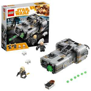 LEGO 75210 Star Wars Moloch's Landspeeder RRP £44.99 NOW £22.49 delivered at Amazon