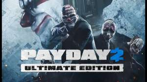 PAYDAY 2: ULTIMATE EDITION - £11.39 @ Steam Store