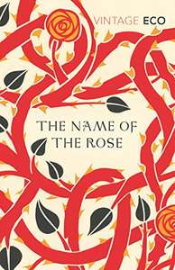 The Name of the Rose by Umberto Eco 99p on Kindle @ Amazon