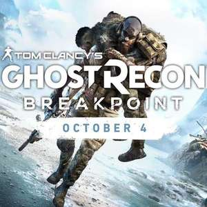Tom Clancy's Ghost Recon® Breakpoint (PS4/XboxOne/PC) Free Beta Signup @ UbiSoft