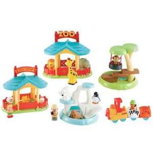 ELC Happyland Zoo was £80.00 now £25.00 Free C & C @ Mothercare.