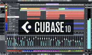 50% OFF Steinberg's Cubase 10 Products (Elements / Artist / Pro) incl. upgrades - Steinberg Cubase Pro 10 (Retail) £246 Scan