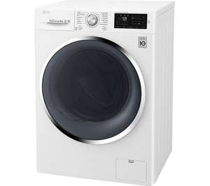 LG TurboWash with Direct Drive FH4U2VCN2 9kg A+++1400 Spin Washing Machine - White - £359.10 with code @ Currys (+5 Yrs Guarantee)