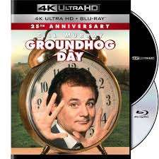 Groundhog Day (4K Ultra HD + Blu-ray + Digital Download) [UHD] £9.99 @ Zoom