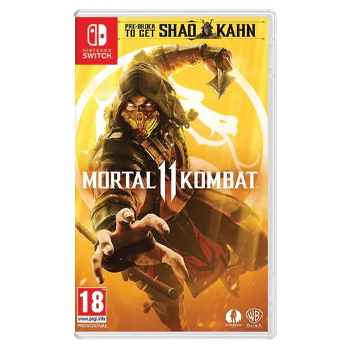 Mortal Kombat 11 (Nintendo Switch) - £34.99 delivered @ Monster-Shop