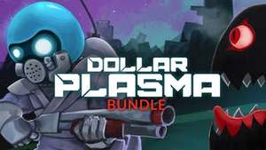 -95% Dollar Plasma Bundle (PC / Steam) for 89p from Fanatical
