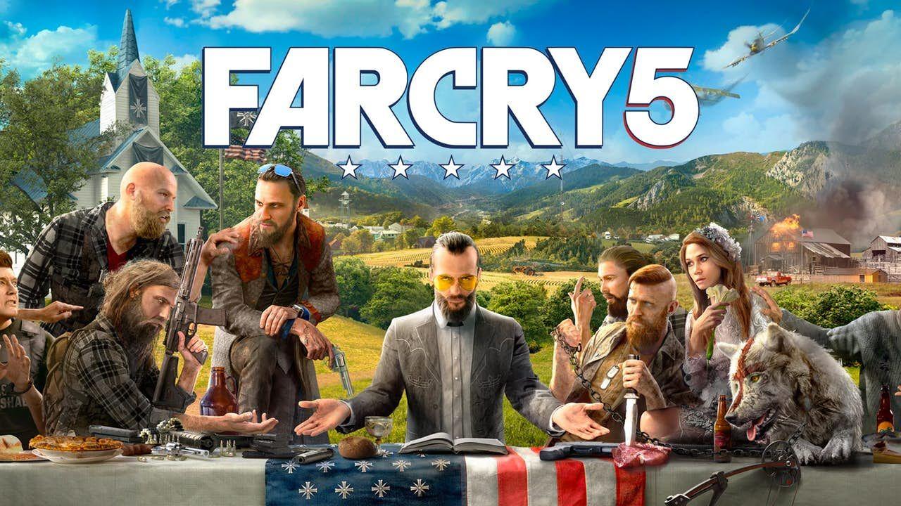 Far Cry 5 PC Uplay £11.69 @ Fanatical