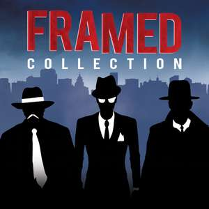 FRAMED Collection (Switch) £5.39 @ Nintendo eShop