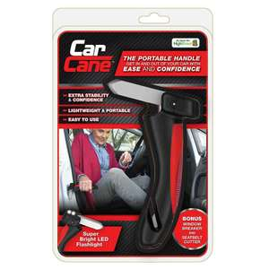 Official 'Car Cane' with Built in Flashlight £8.10 @ Robert Dyas