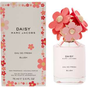 MARC JACOBS Daisy Eau So Fresh Blush EDT 75ml £36.99 with click and collect TK MAXX