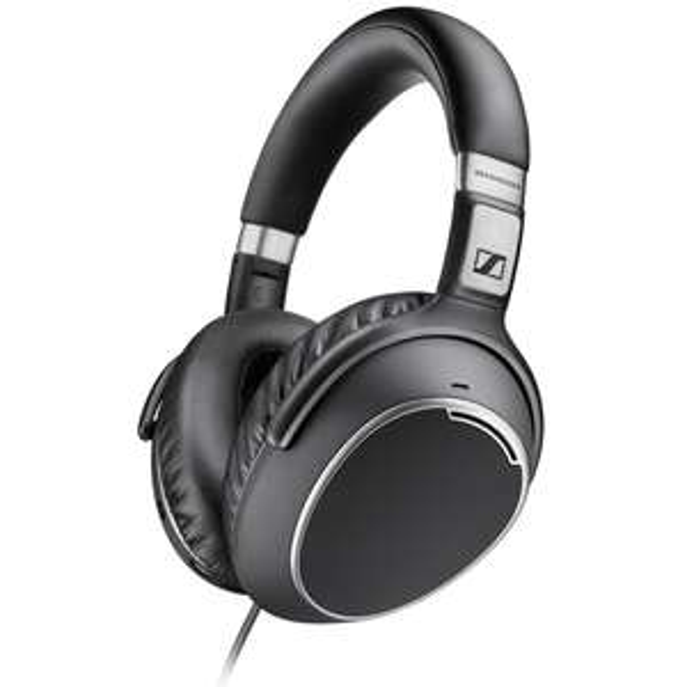 Refurbished (2 year warranty) Sennheiser PXC 480 Around-Ear Noise Cancelling Headphones - Black - £109.95 @ Sennheiser Shop
