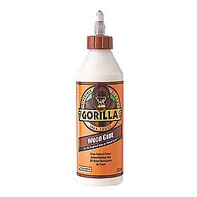 Gorilla Wood Glue 532ml 5 99 Screwfix Free C C