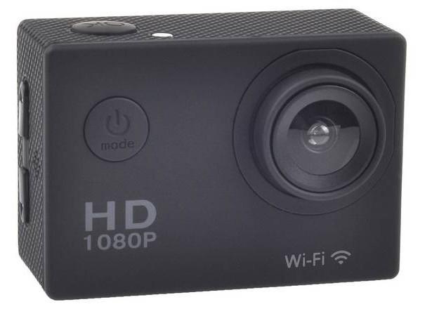 Vibe 1080p HD 16MP Action Camera and Accessory Kit - £14.99 @ Argos