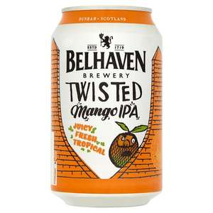 Belhaven Twisted Mango - Reduced to Clear - 99p @ Tesco Instore
