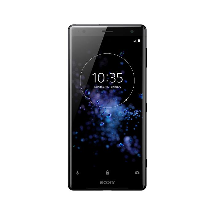 "Sony Xperia XZ2 Liquid Black 5.7"" 64GB 4G Unlocked & SIM Free £249.97 @ Laptops Direct"