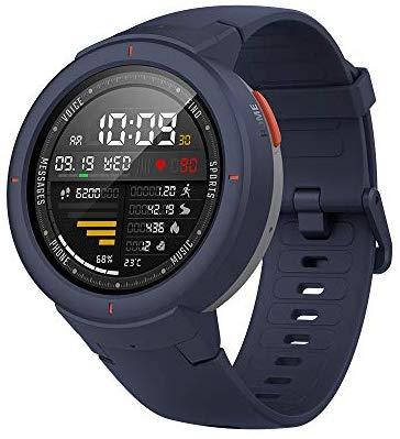 Xiaomi Huami Amazfit Verge Smart Watch (Blue) £110.94 @ Amazon