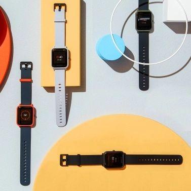 Xiaomi Amazfit Bip Bluetooth Smartwatch, Activity Tracker £41.52 @ TomTop