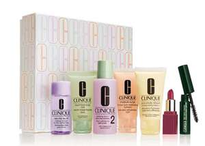 Discover Clinique Skin Types I/II Value set gift set with free delivery - £20.01 @ Clinique Shop