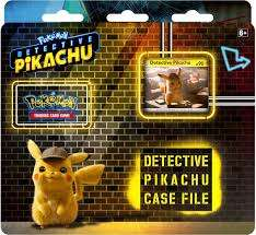 Detective Pikachu Case File now down to £8 at Sainsbury instore