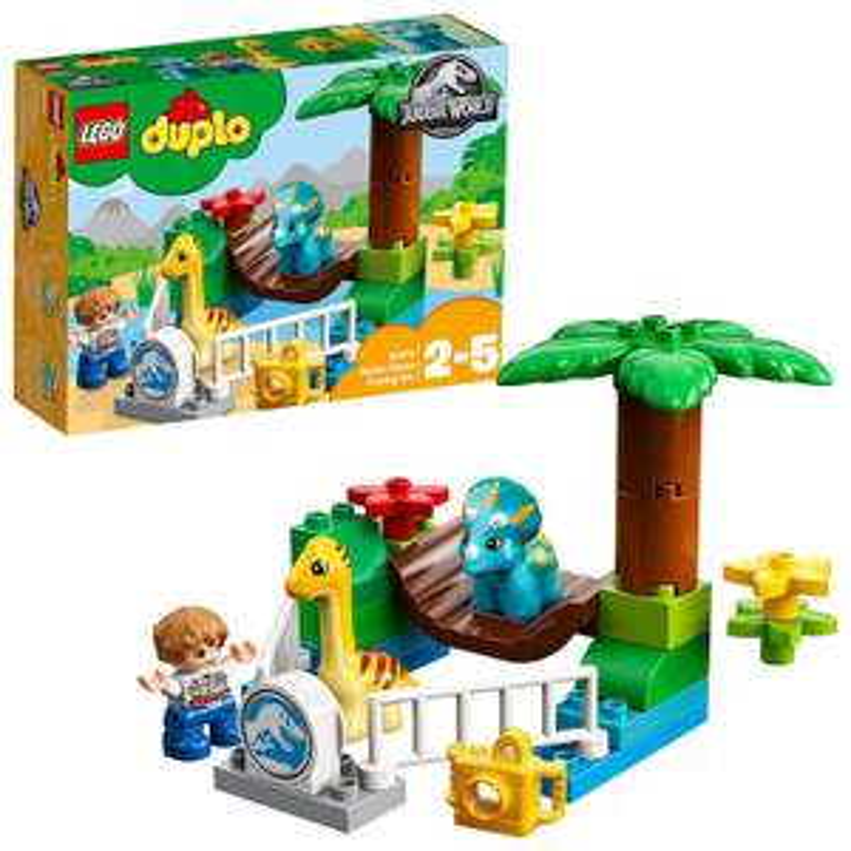 LEGO Duplo 10879 Gentle Giants Petting Zoo RRP £17.99 NOW £9 at Amazon Prime / £13.49 Non Prime