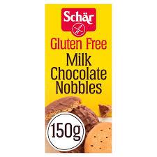 Schar Gluten Free Milk Chocolate Nobbles £1 @ ASDA