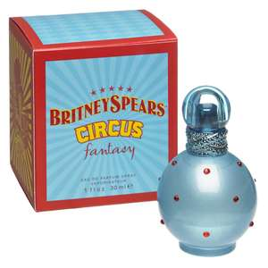 Britney Spears Circus Fantasy EDP 100ml, £5 In Store @ B&M, Robroyston, Glasgow (And Other Items)