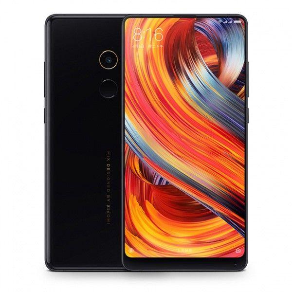 Xiaomi Mi Mix 2, 6Gb/64Gb, Black Global version - £179.99 @ eGlobalcentral