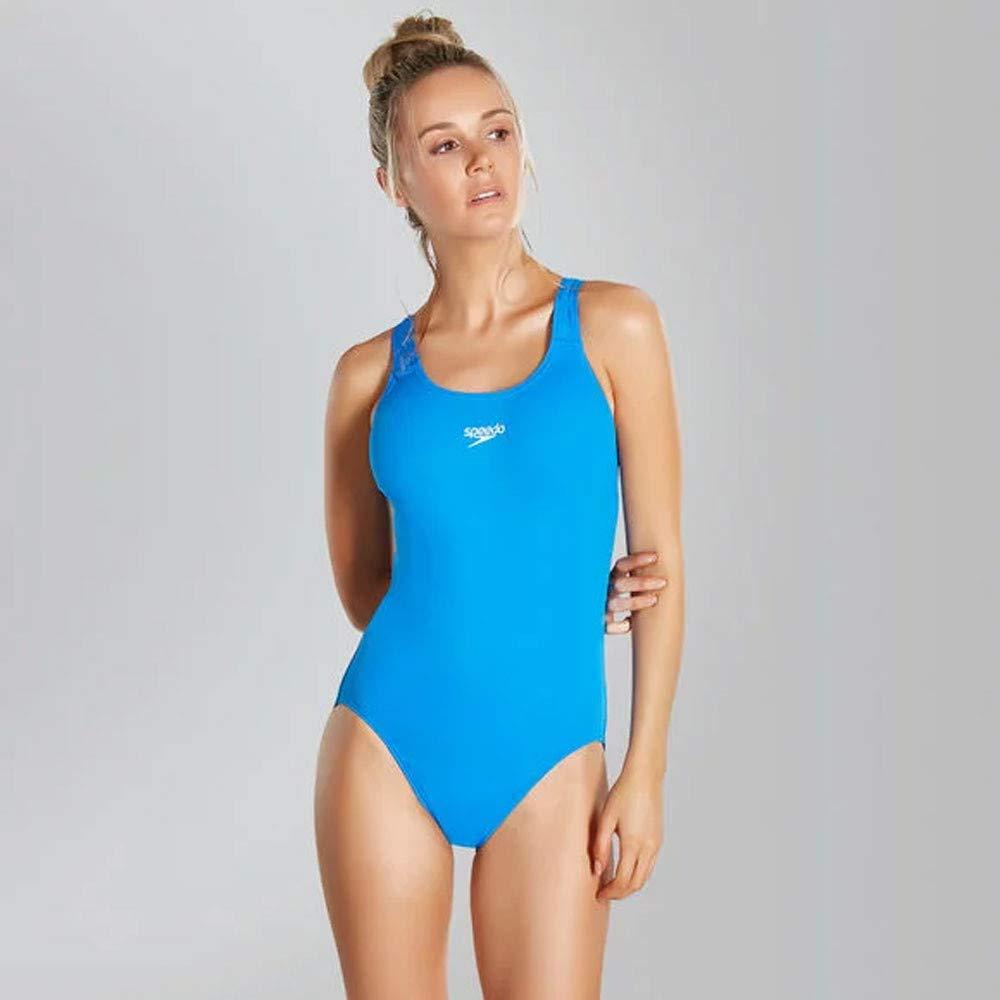 Speedo Women's Endurance Plus Swimsuit - Various Sizes (Black and Blue) £10 + £4.49 delivery Non Prime  @ Amazon