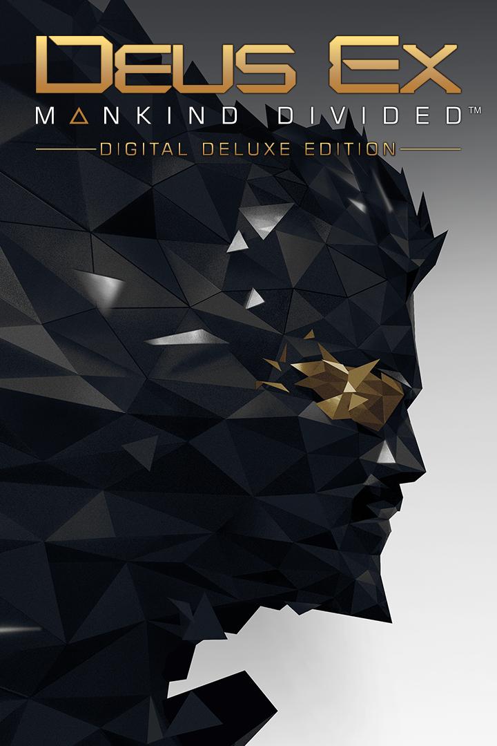 Deus Ex: Mankind Divided Digital Deluxe (Inc Game & Season Pass) PC Steam Key £4.94 @ Humble Bundle