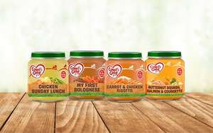 Various Cow & Gate baby food jars, only 7p to 11p @ Superdrug instore